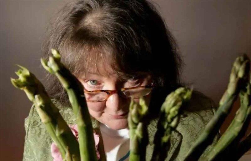 lady asparagus
