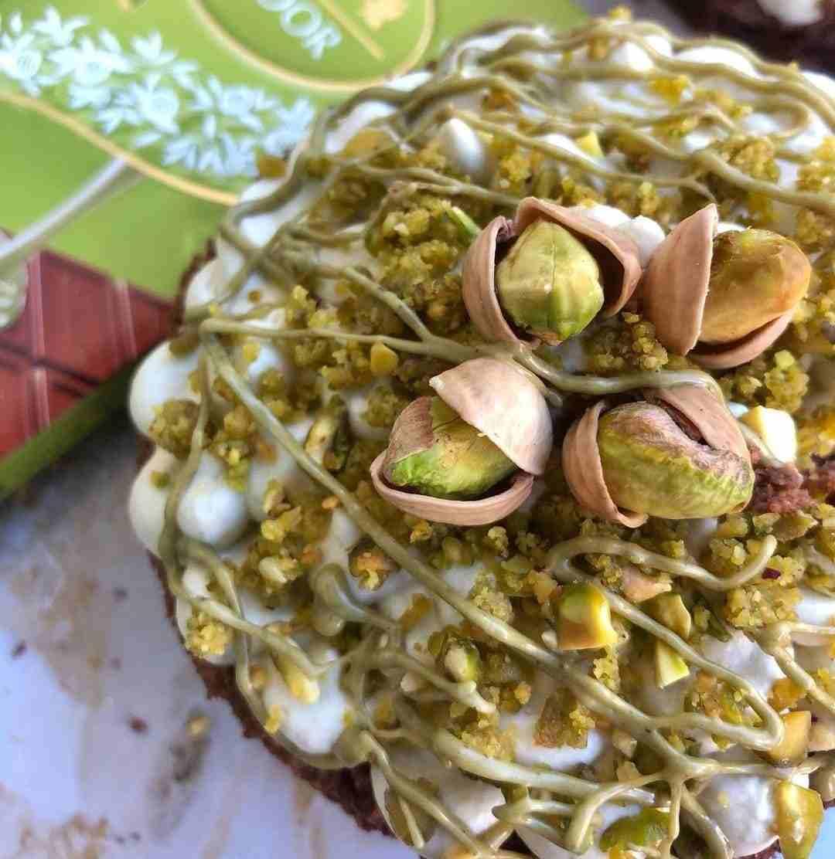 cakemisù al pistacchio