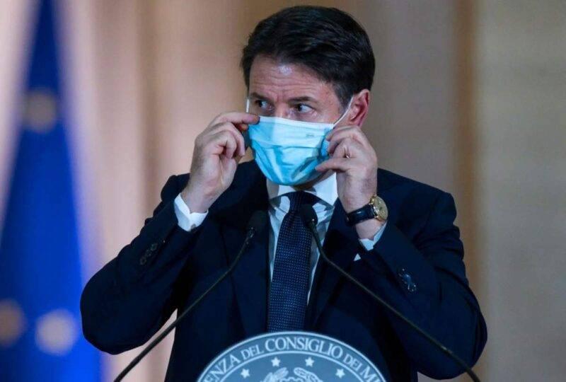 Crisi di Governo, Conte parla alla stampa (Getty Images)