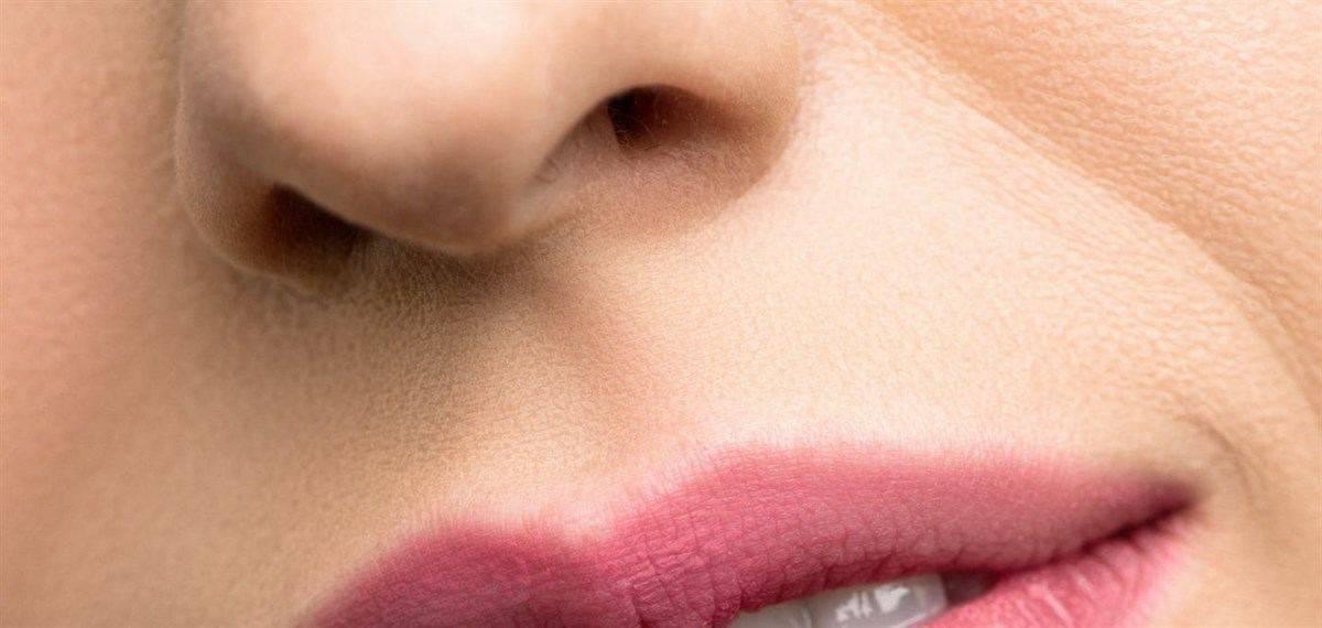 labbra pelle viso