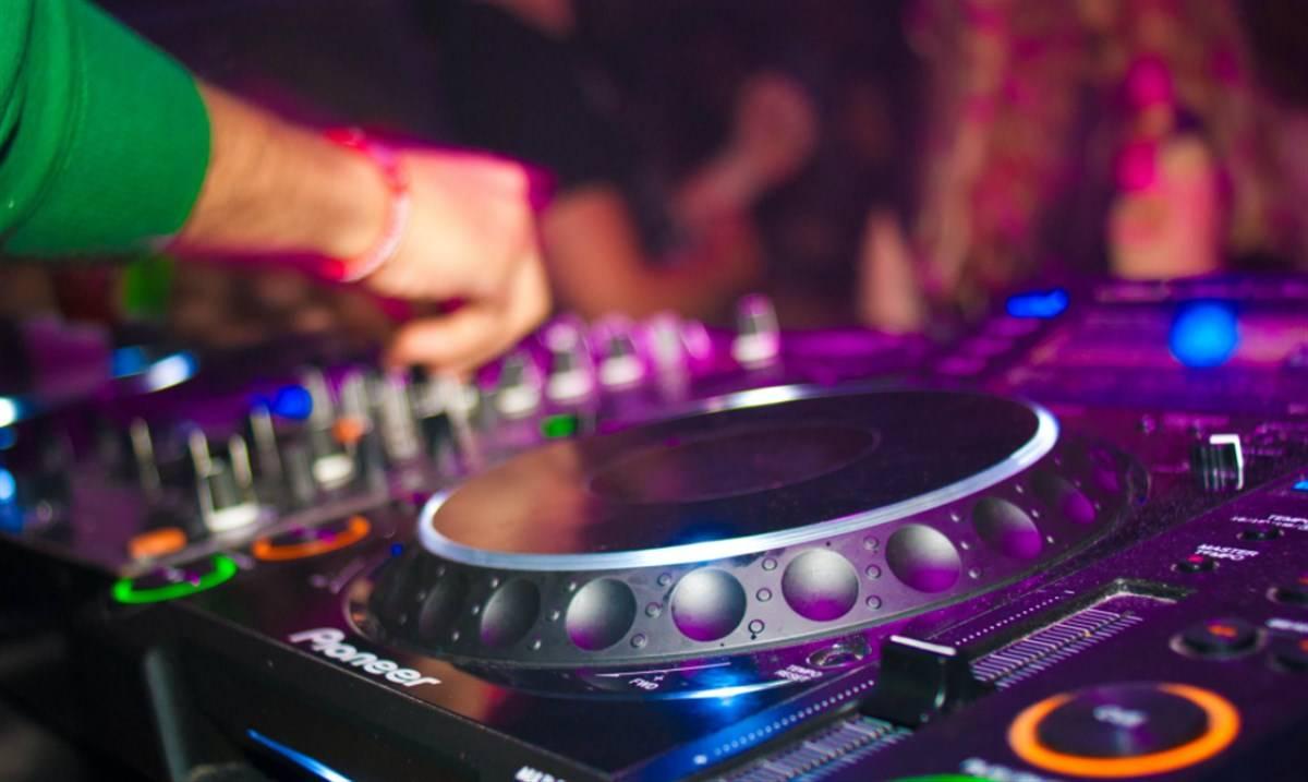 mixer dj musica