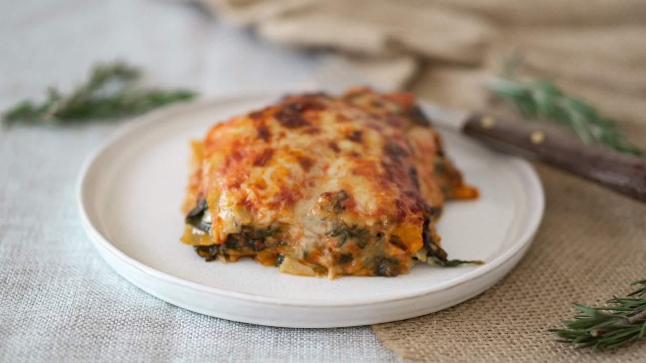 lasagne secche