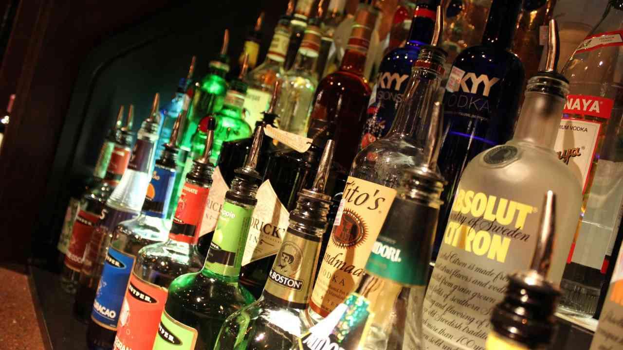 sostituire liquore dolci