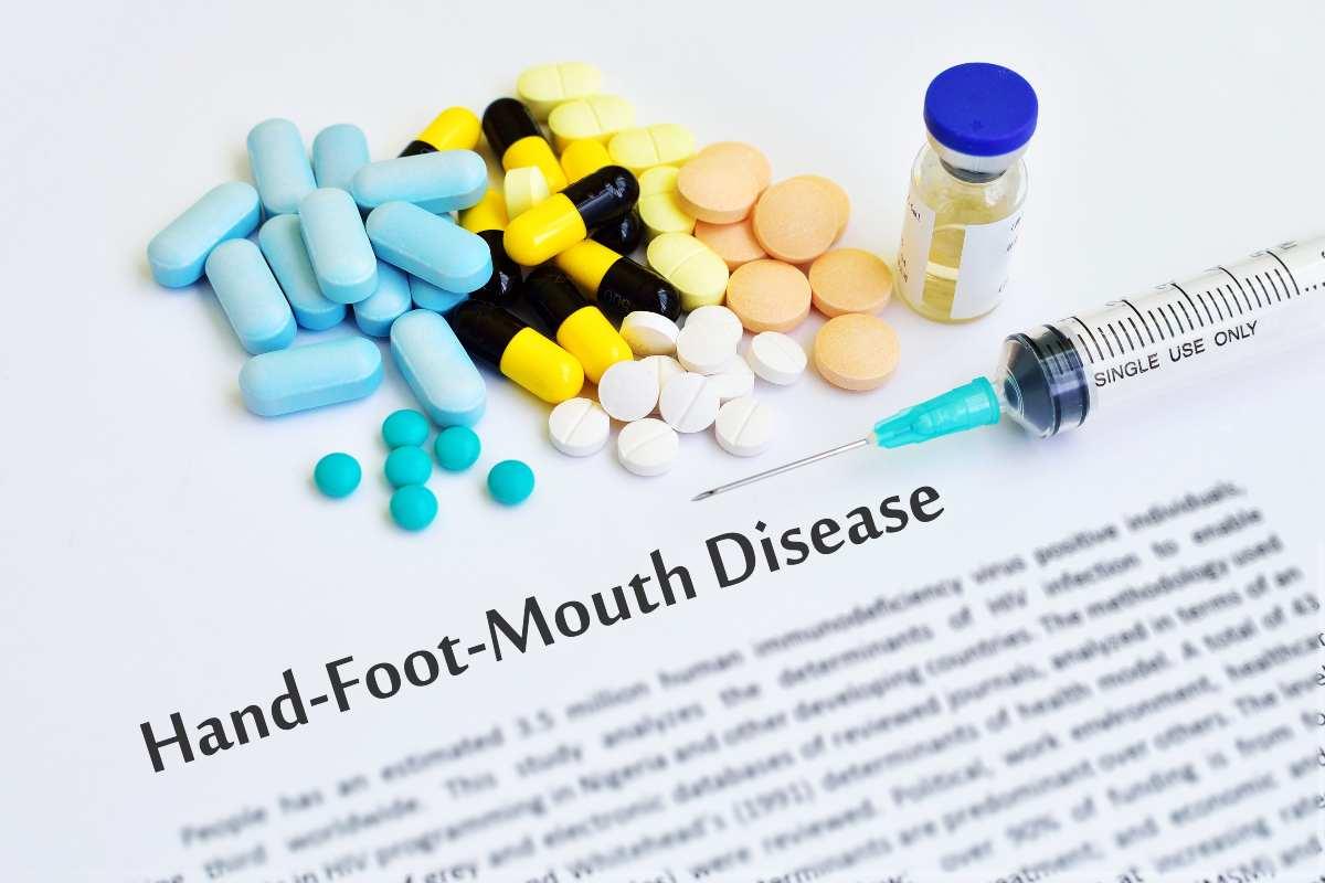 malattia mani-bocca-piedi
