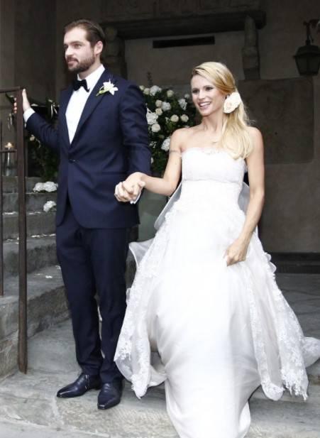 matrimonio michelle hunziker