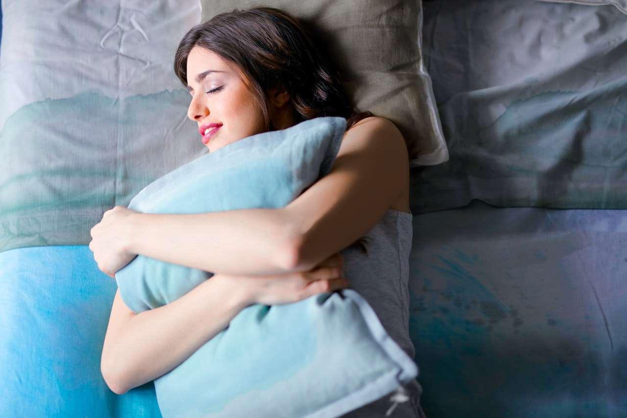 dormi in questa posizione
