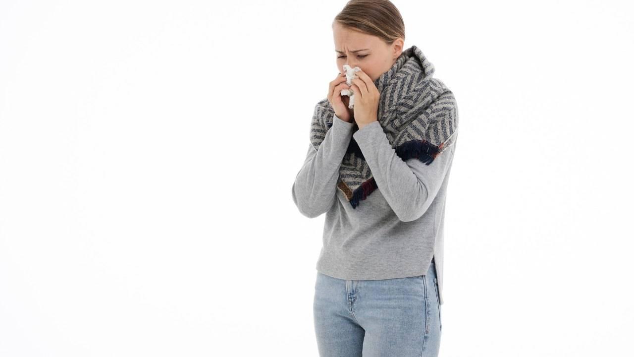raffreddore ricorrente