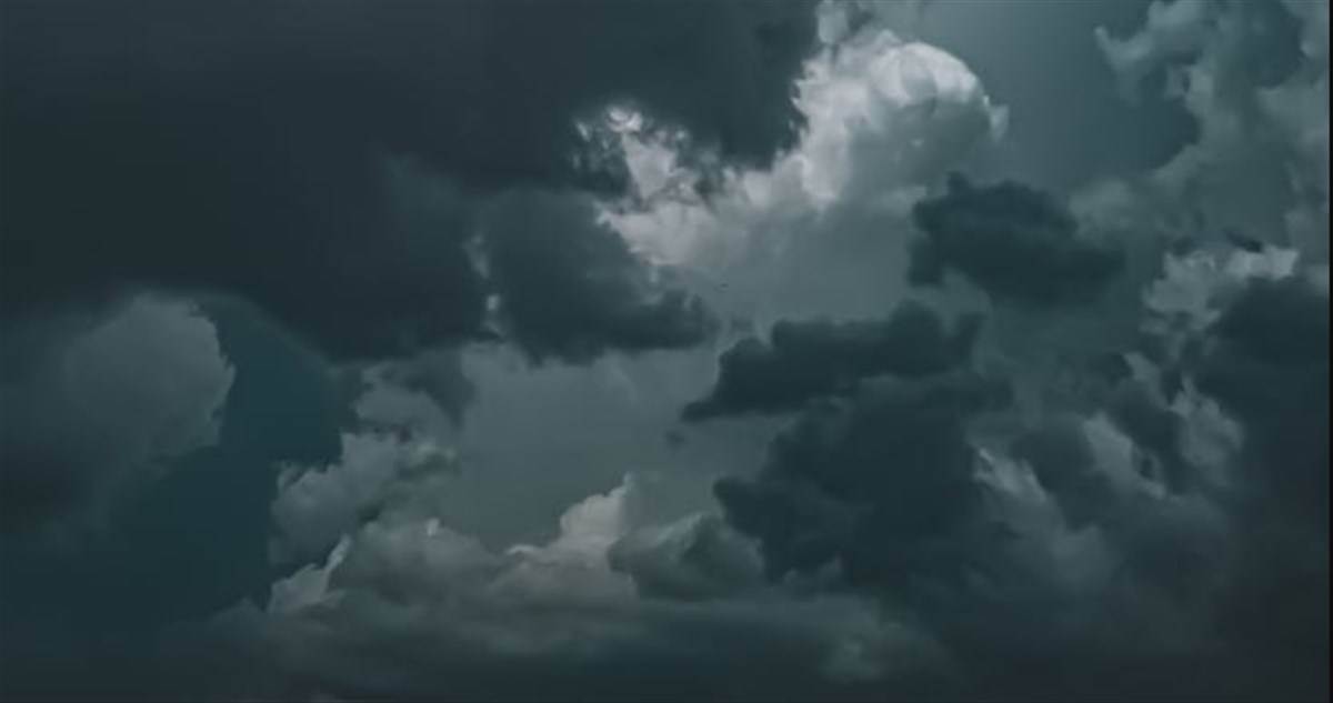 nuvole cielo nuvoloso