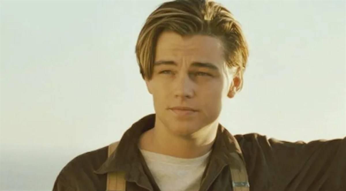 Leonardo di Caprio Titanic