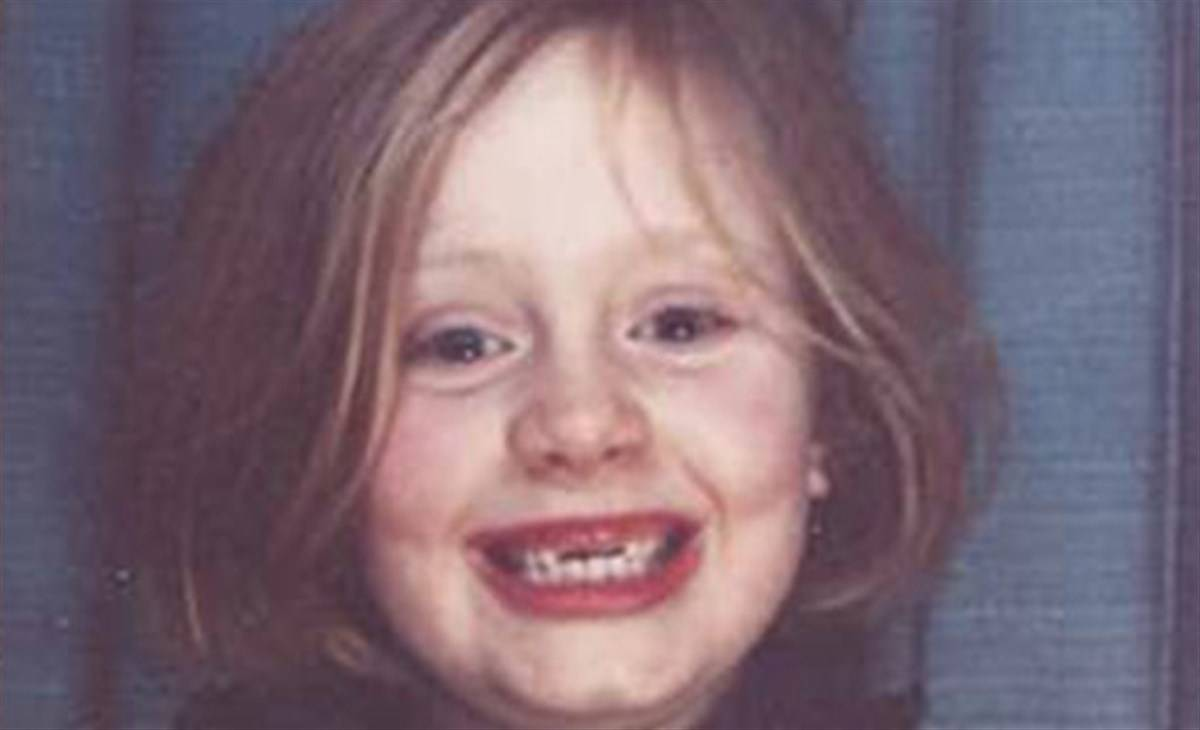 Adele vip da piccoli