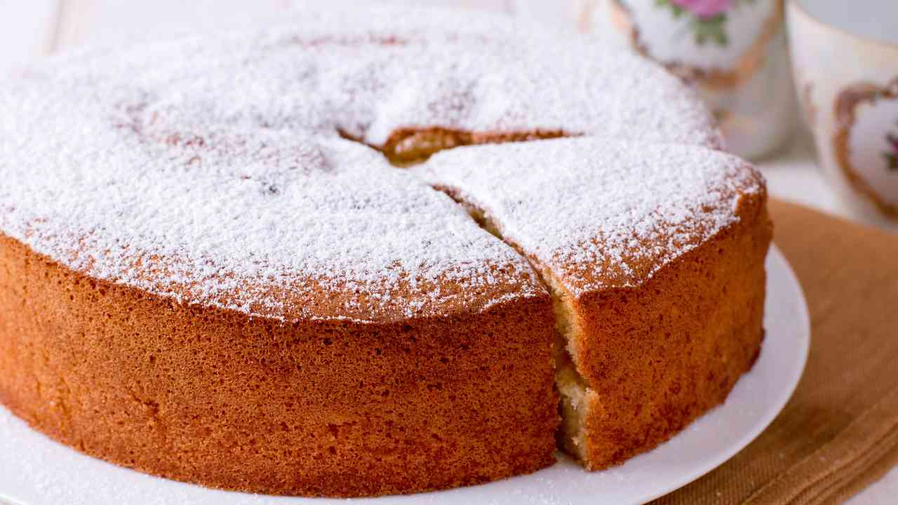 torta alta soffice trucchi