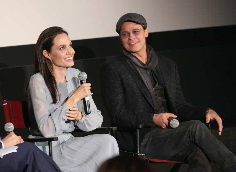 Angelina Jolie, il riscatto delle tendenze vintage (Getty Images)