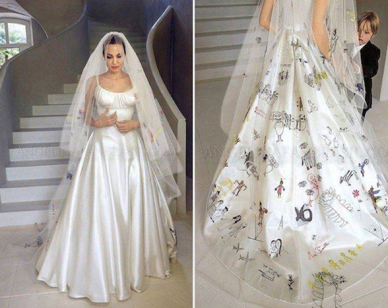 Angelina Jolie sposa