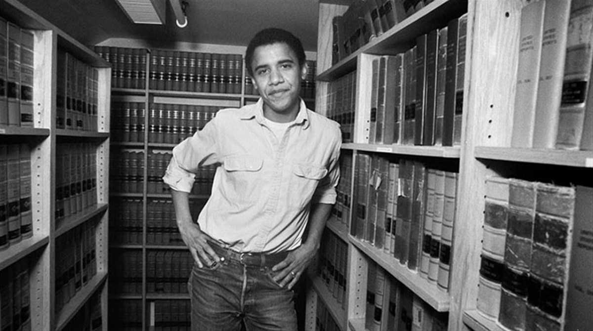 Barack Obama da giovane vip da piccoli