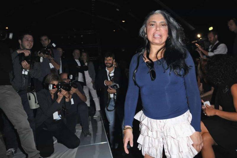 Festival di Sanremo, Loredana Bertè ospite nella prima serata (Getty Images)
