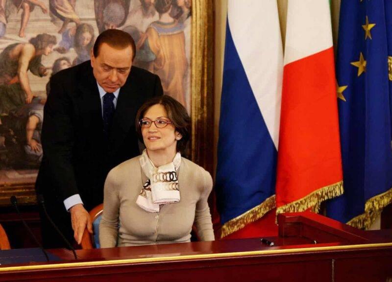 Gelmini in video conferenza all'incontro Governo-Regioni (Getty Images)
