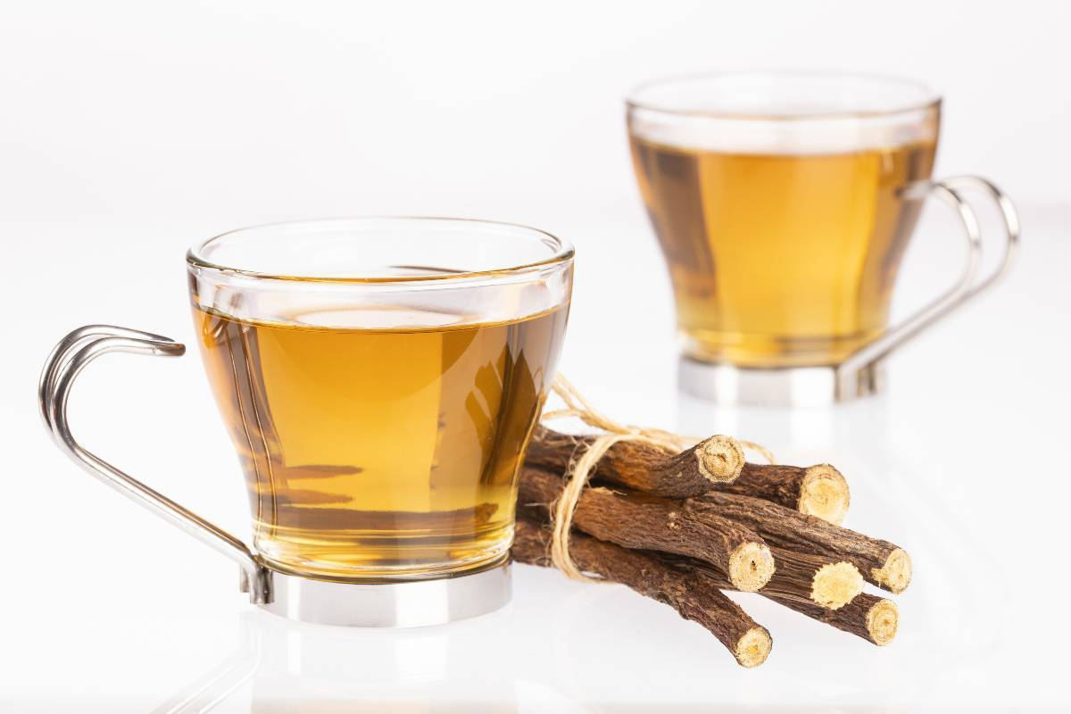 liquirizia tea