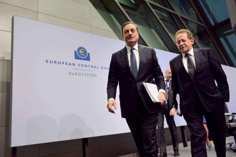 Mario Draghi a capo del Governo tecnico (Getty Images)