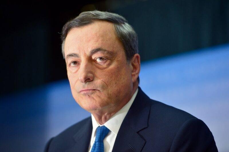Mario Draghi alla Camera, primi colloqui con i partiti (Getty Images)