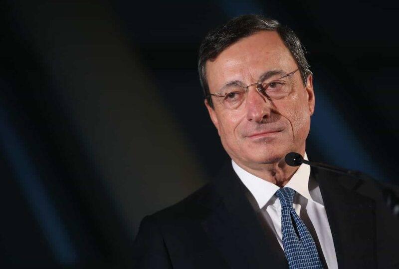 Mario Draghi, confronto con sindacati e Confindustria (Getty Images)