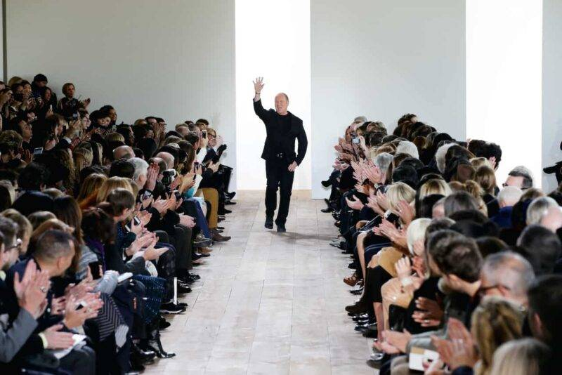 Micheal Kors immerso nella Grande Mela (Getty Images)