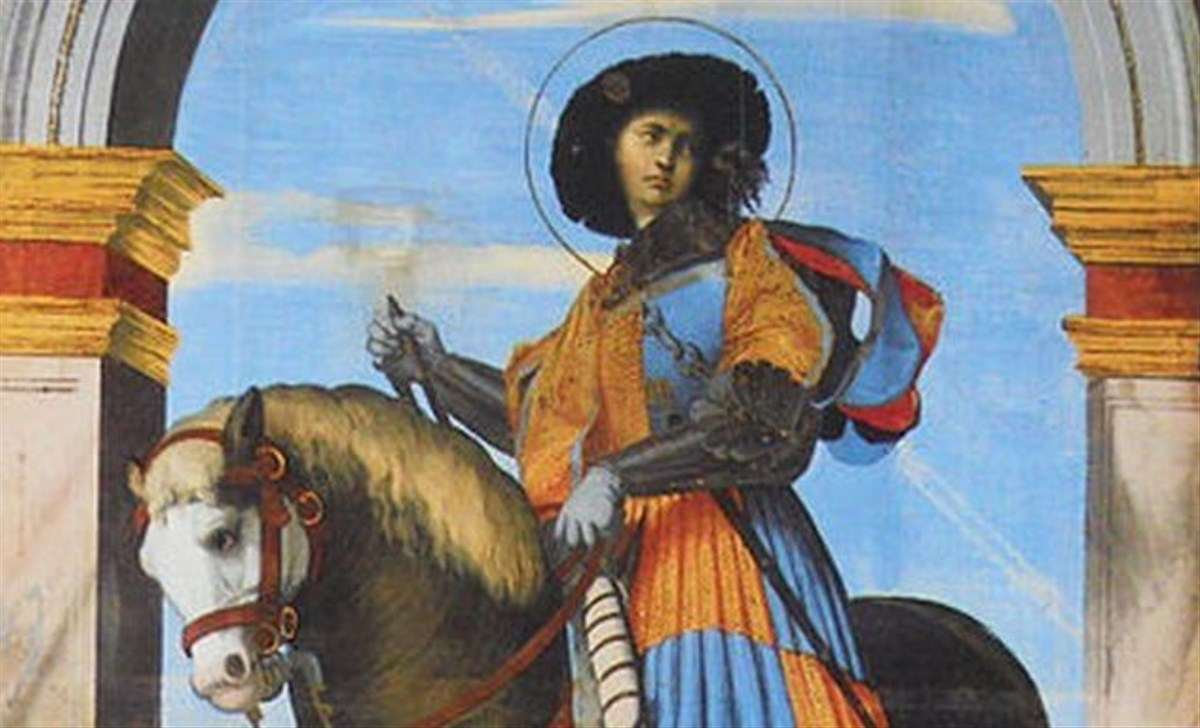San Faustino patrono single