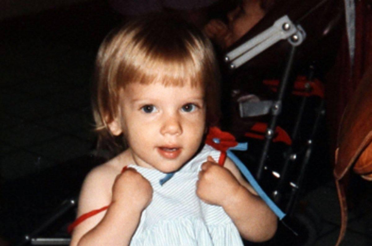 Scarlet Johannson piccola vip da piccoli
