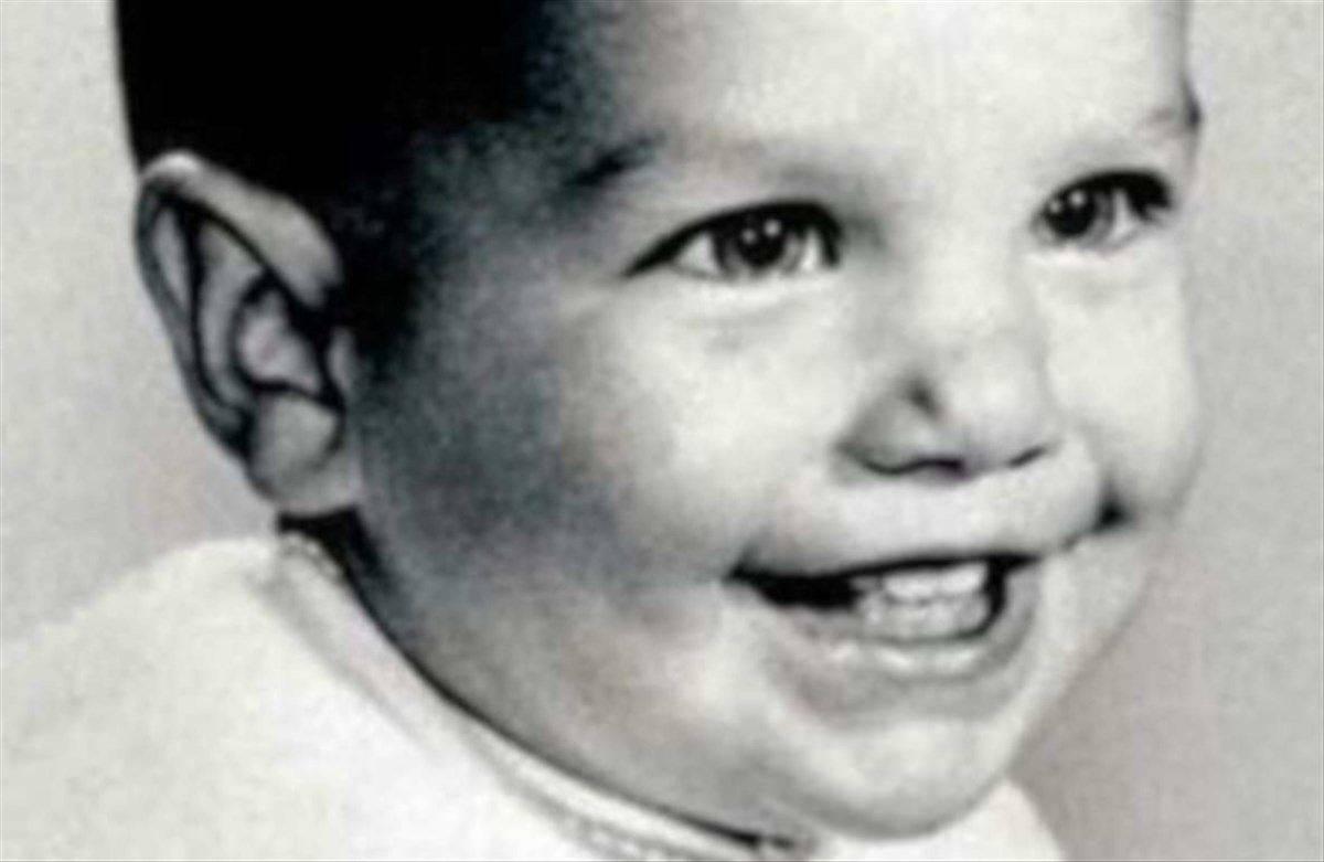 Tom Cruise da bambino vip da piccoli