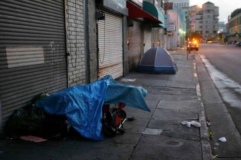 Torino, senzatetto muore nel retro di un bar (Getty Images)