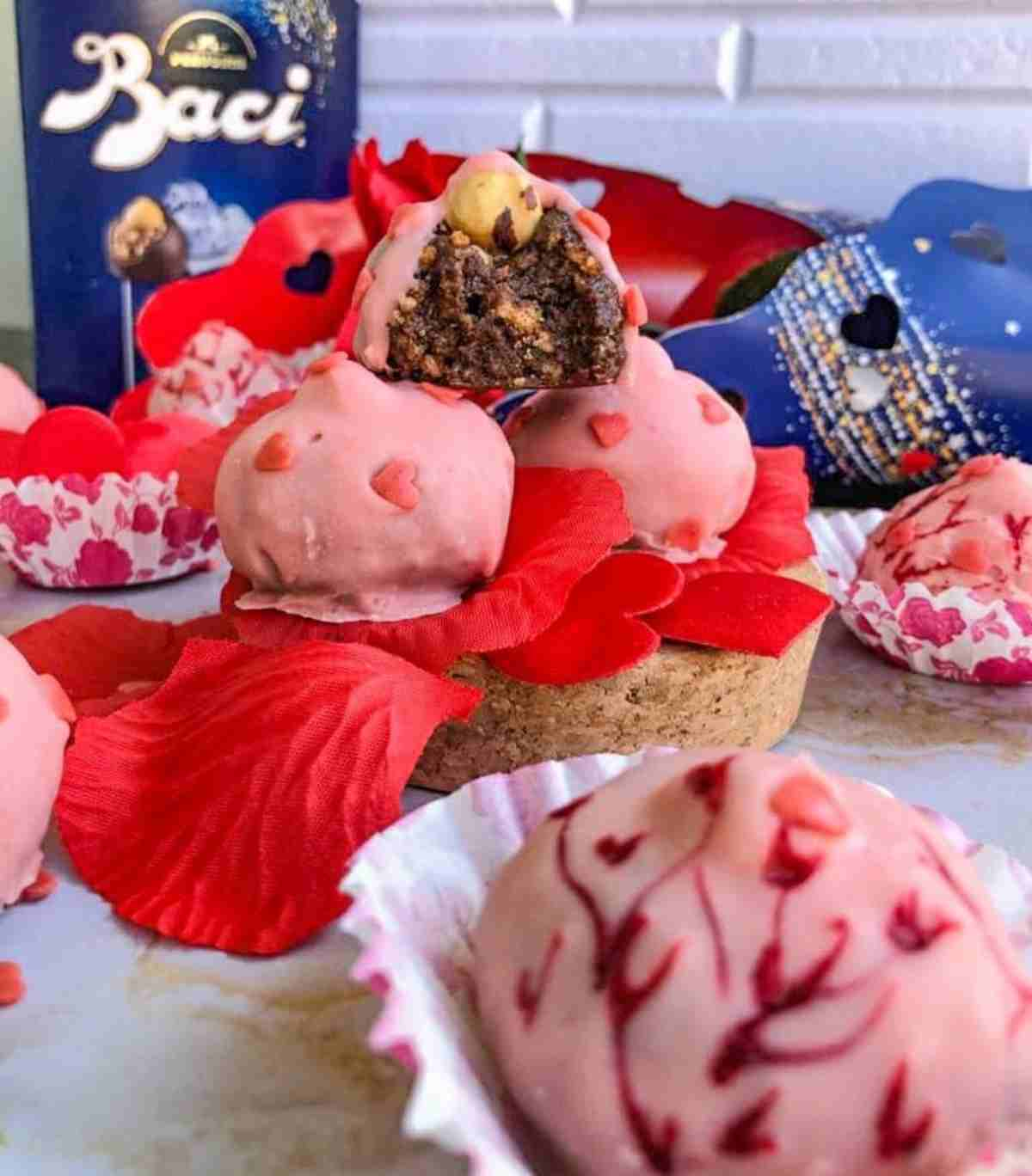 baci perugina rosa san valentino