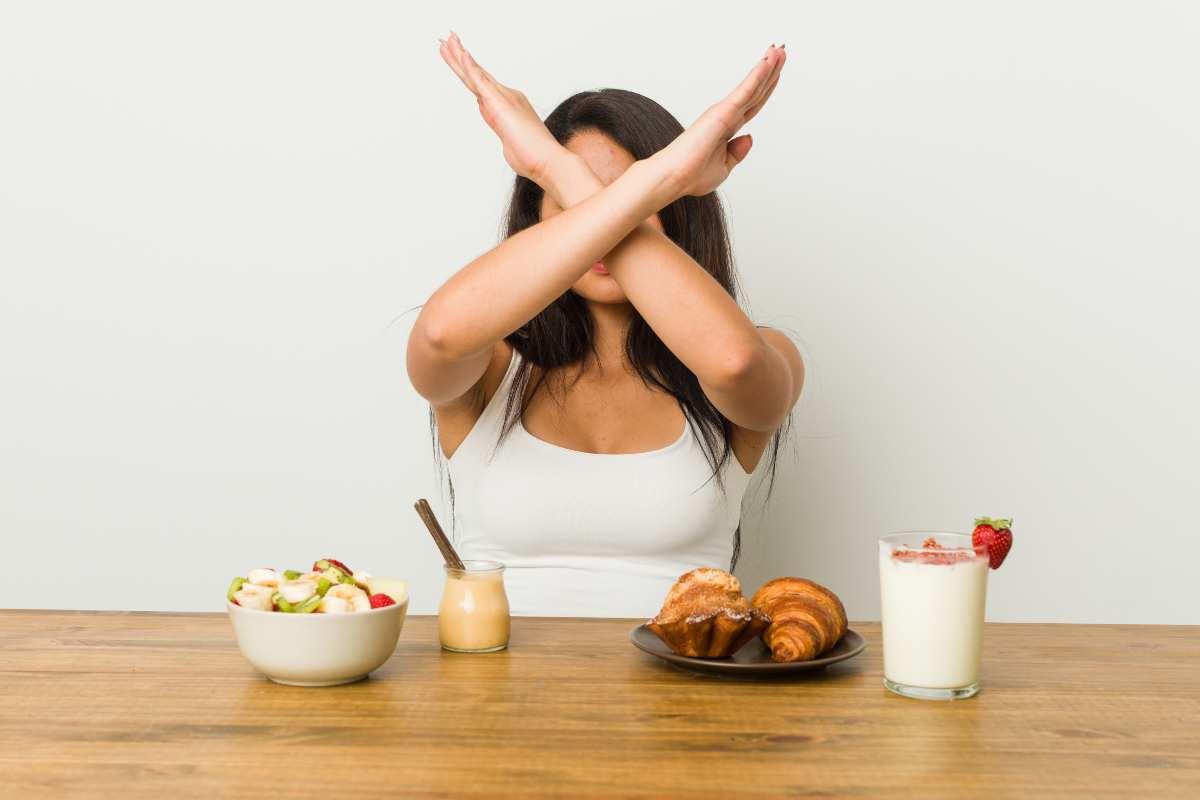 donna colazione stop