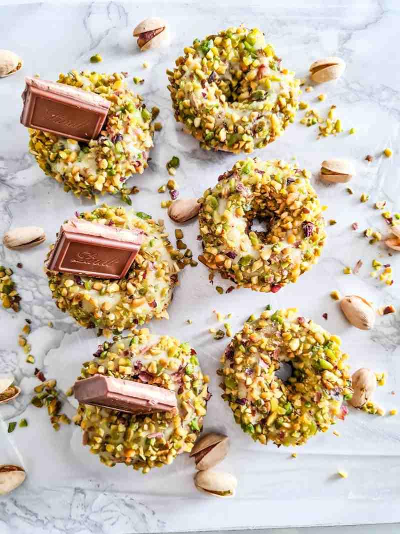 donuts light
