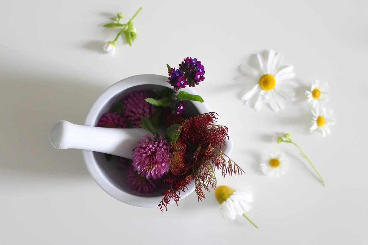 fiori rimedio di bellezza