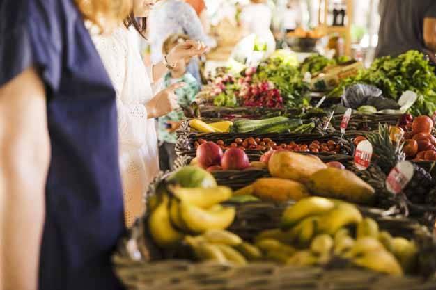vendita frutta e verdura marketing