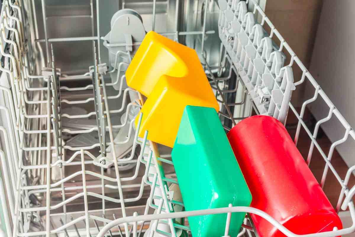giocattoli in lavastoviglie