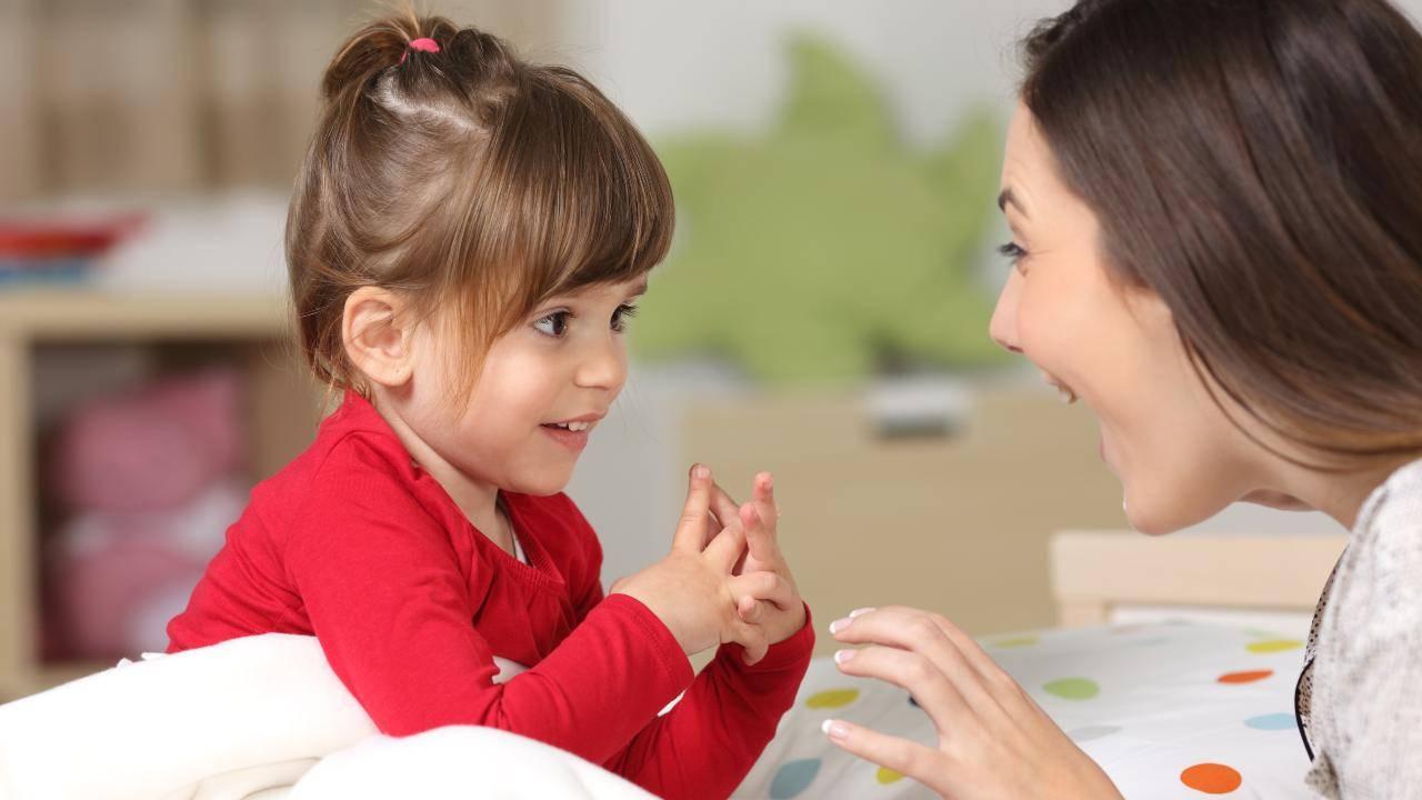 bambino arricchire linguaggio