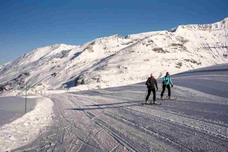 Piste da sci, nuova chiusura fino a marzo (Getty Images)