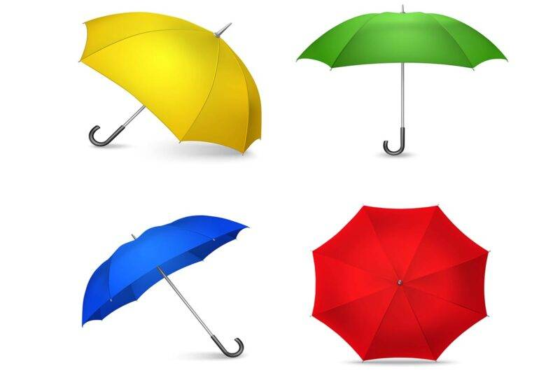 test ombrelli
