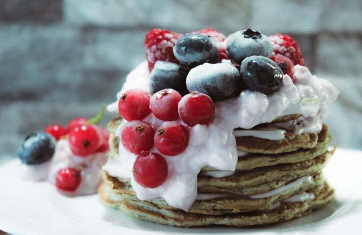 Passion Fruit Pancakes