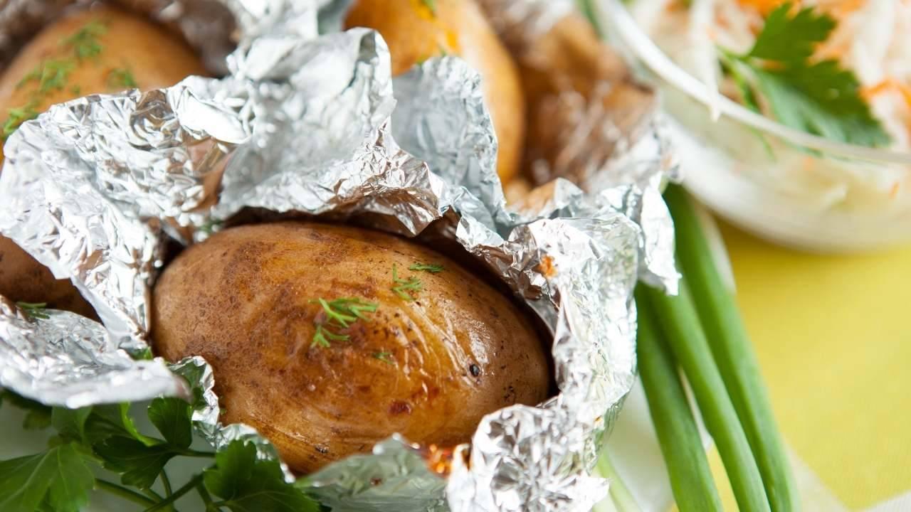 patate lesse al forno