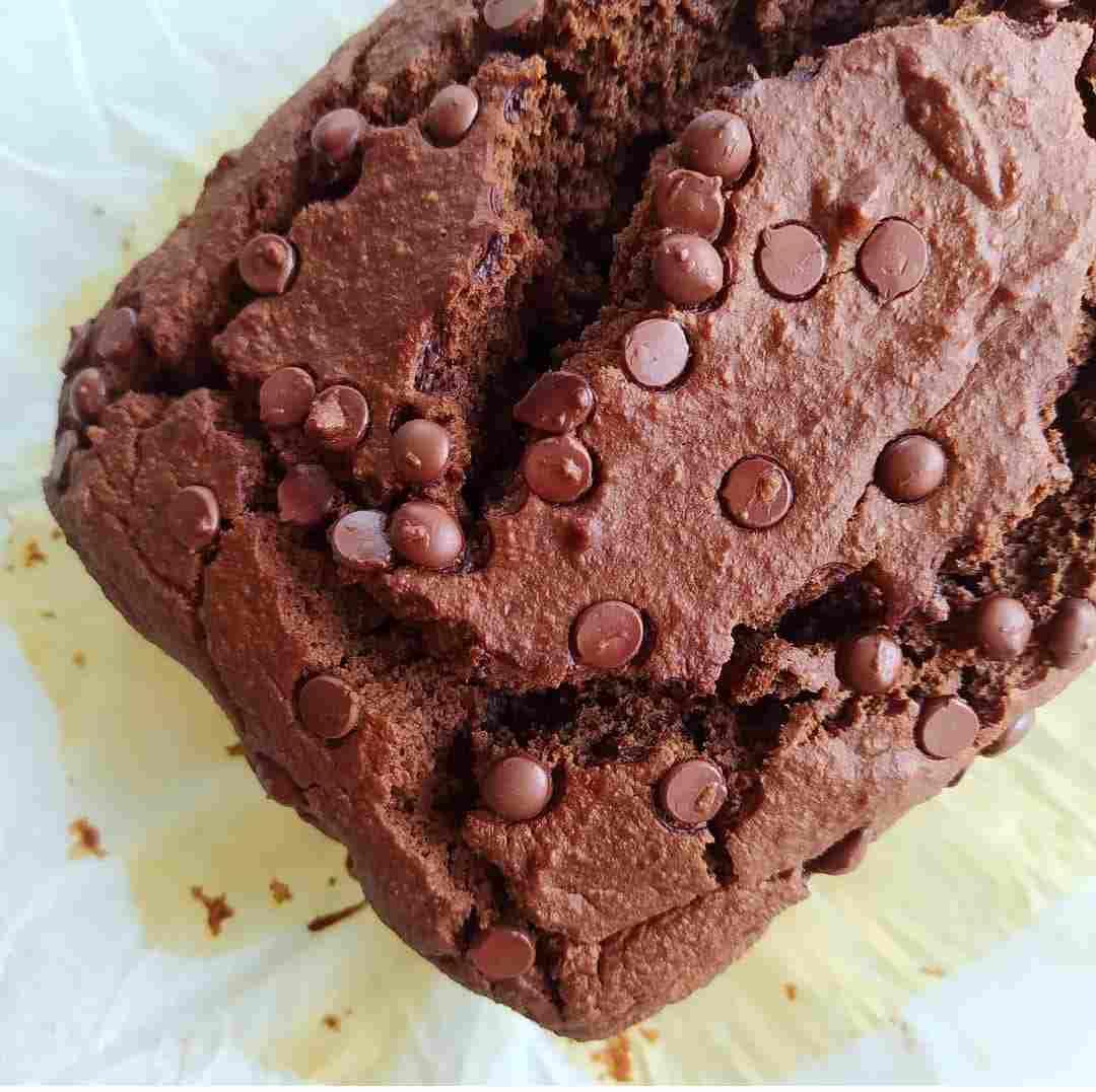plumcake cioccolato pere