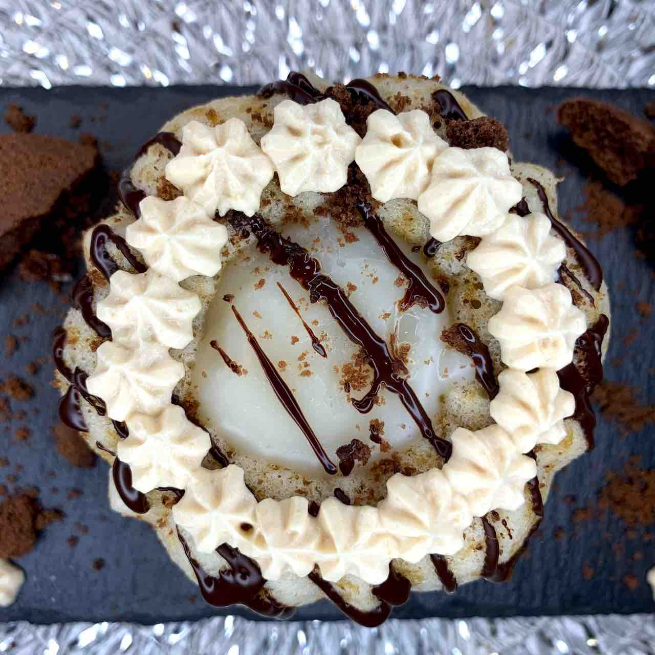LAVA CAKE ingredienti
