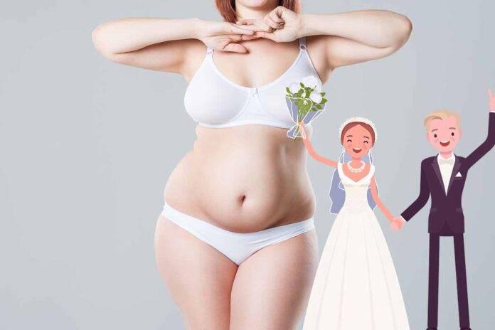 ingrassare dopo matrimonio