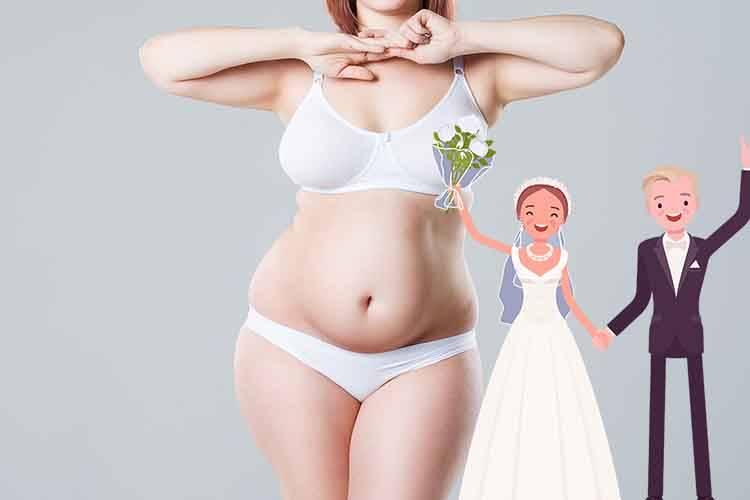 ingrassare dopo il matrimonio