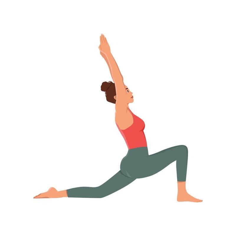 yoga luna cuore