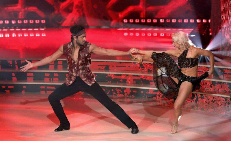 Akash Kumar Ballando con le stelle (Getty Images)
