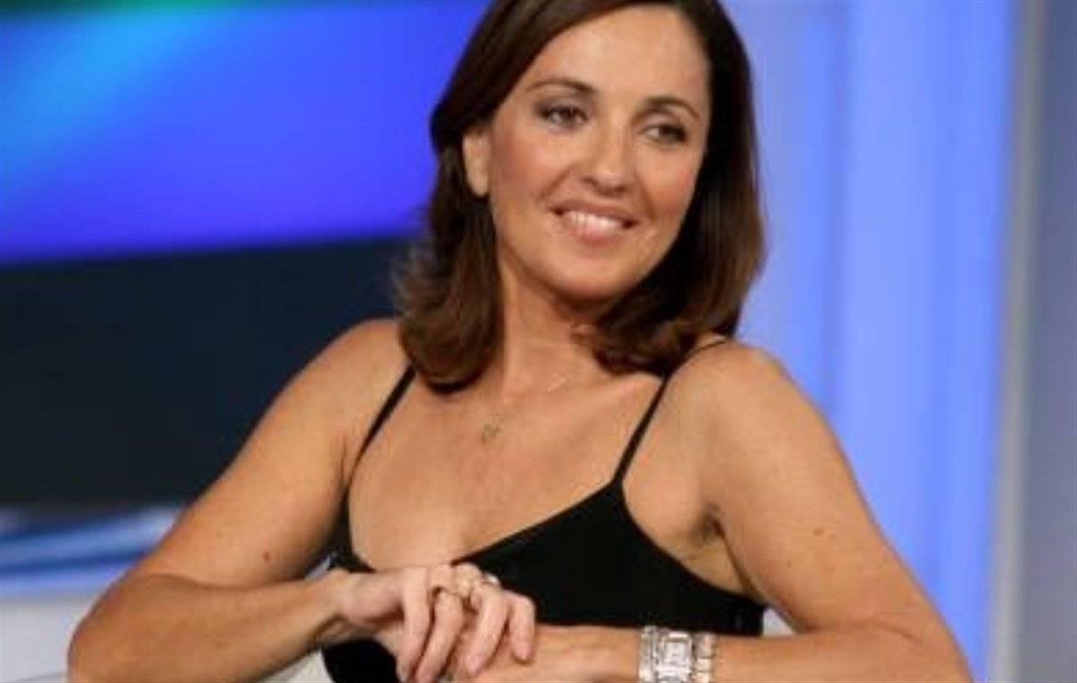 Barbara Palombelli giovane