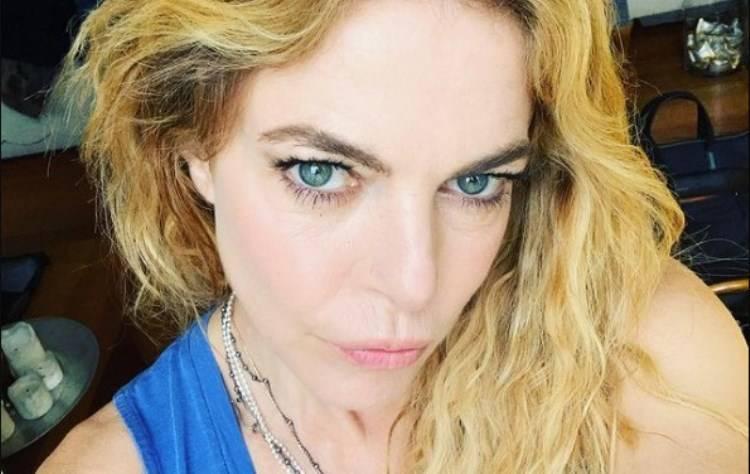 Claudia Gerini figlie