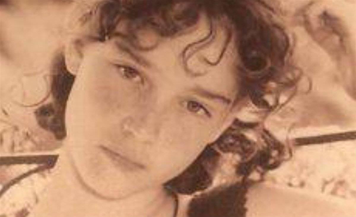 Cristiana Capotondi da giovane vip da piccoli