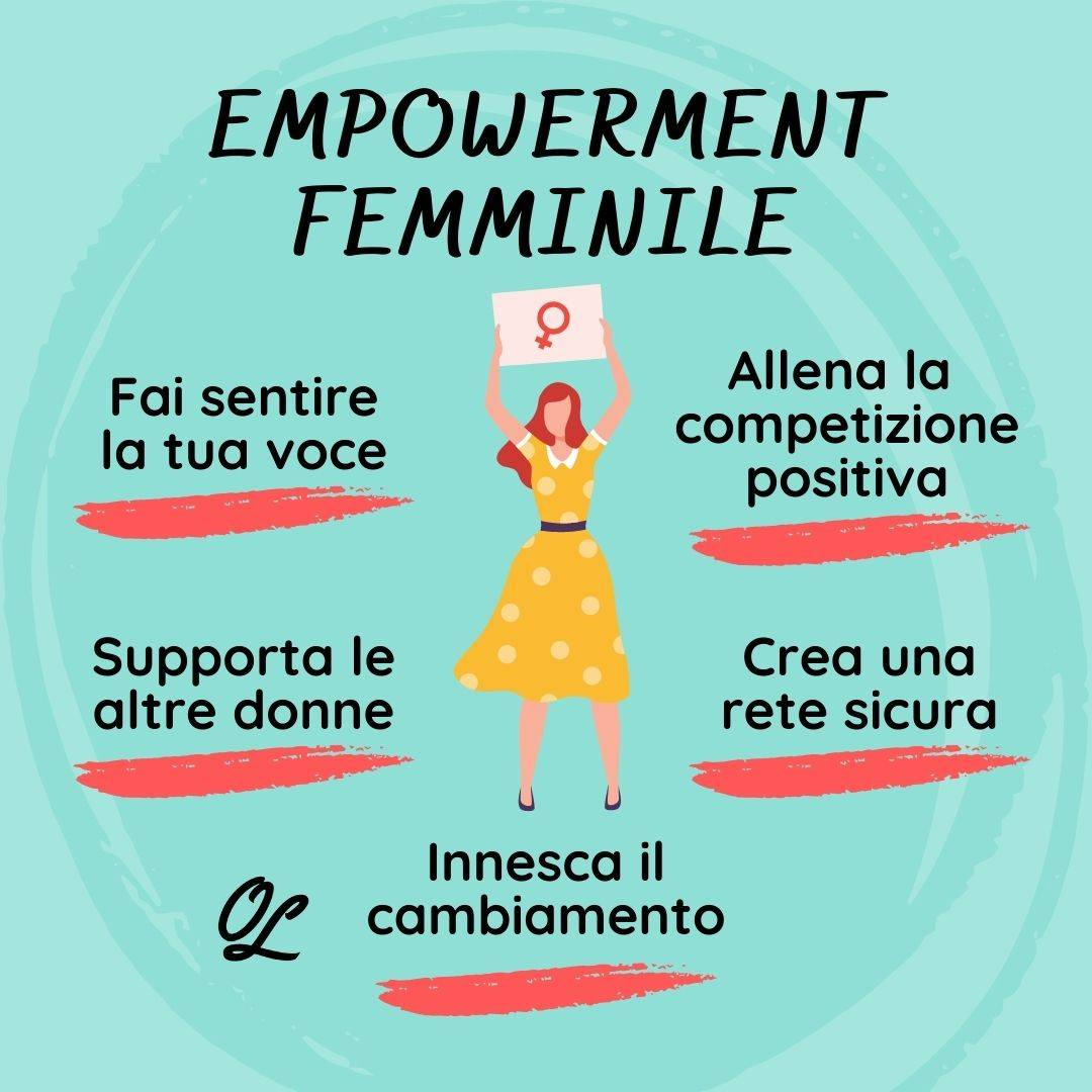 EMPOWERMENT FEMMINILE